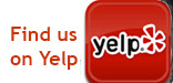 Find us on Yelp icon
